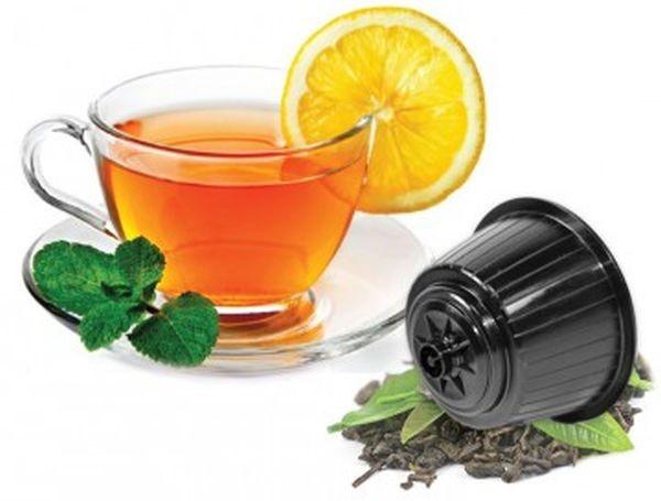 Bonini Zitronentee - 10 Teekapseln Dolce Gusto ®*