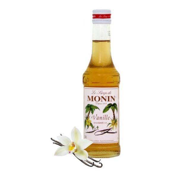 Monin-Sirup Vanille