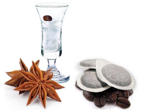 Caffè Bonini - 10 ESE Pads Sambuca **