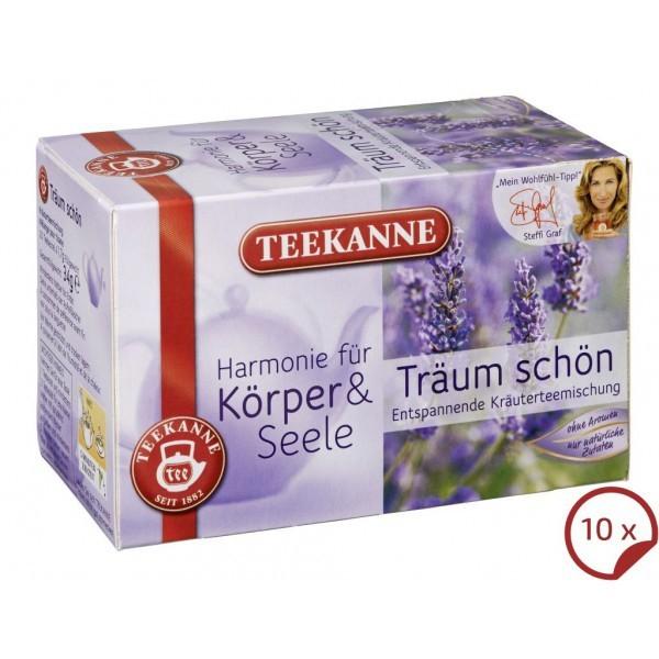 Teekanne Harmonie Träum schön 10 x 20 Beutel