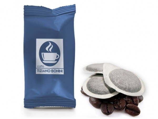 Caffè Bonini - 10 ESE Pads DECAFFEINATO / Entkoffeiniert