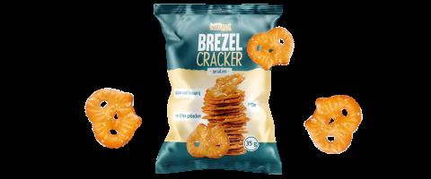 Hellma Knabberspaß Brezel Cracker - 28 Portionen à 35 g