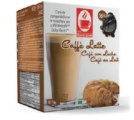 Caffè Bonini Caffè Latte / Café au lait - 16 Kaffeekapseln Dolce Gusto®*
