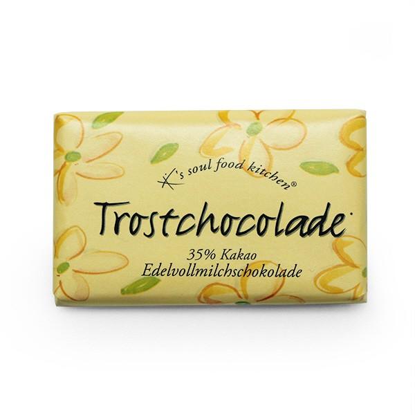 Soul Food Kitchen - Trostchocolade 250 x 7,5 g