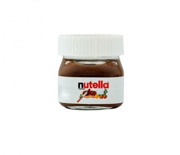 Ferrero nutella im Miniglas 64 x 25 g