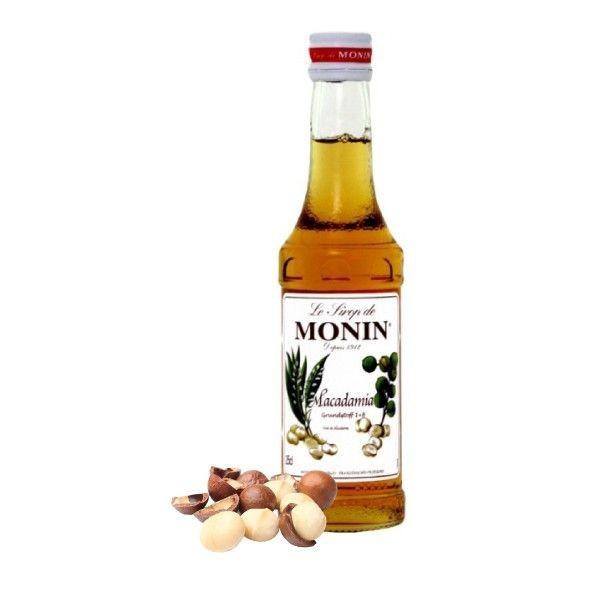 Monin-Sirup Macadamia Nuss