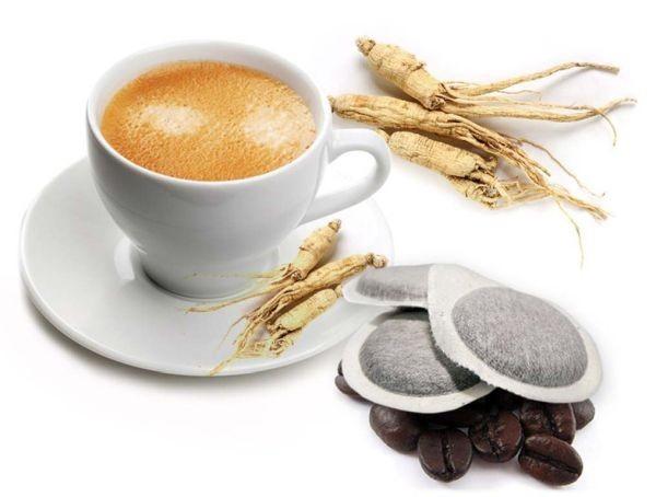 Caffè Bonini - 10 ESE Pads Ginseng