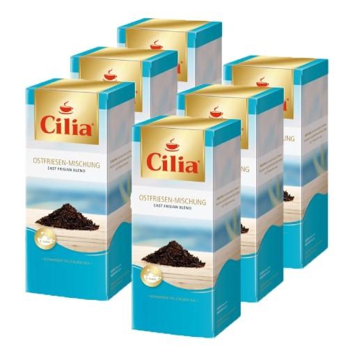 Cilia ® Tee Ostfriesen Mischung 6 x 25 Teebeutel