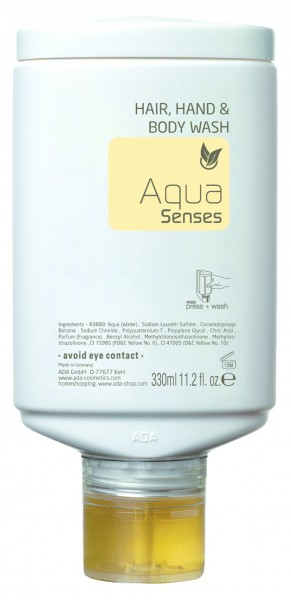 ADA Aqua Senses Press + Wash Multi Care 1 x 330 ml