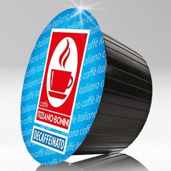Caffè Bonini DECAFFEINATO - 10 Kompatible Kapseln Dolce Gusto®* **