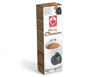 Caffè Bonini CLASSICO - 10 kompatible Kapseln Caffitaly ®* K-Fee ®* Tchibo ®*