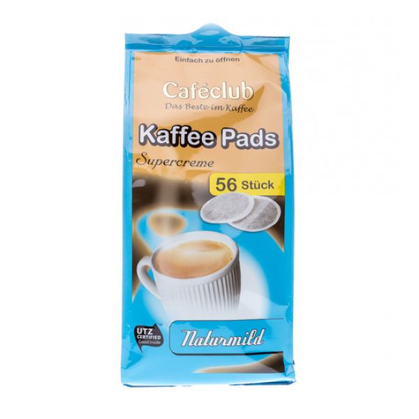 Kaffeepads Caféclub NATURMILD - 56 Pads