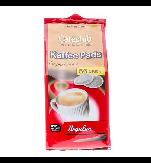 Kaffeepads Caféclub REGULAR 56 Pads