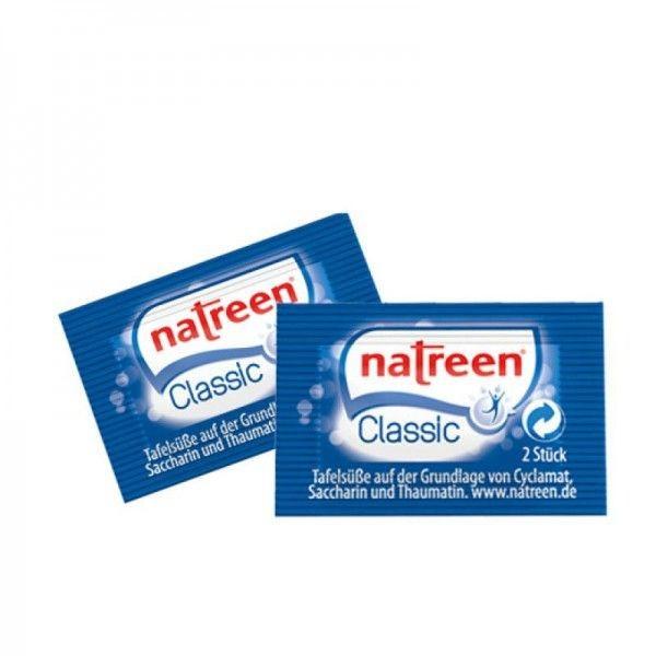 natreen Classic - Süßstoff Tabs 2000 x 2 Tabs