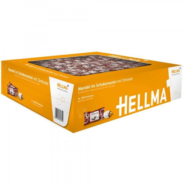 Hellma Mandel mit Zimtnote ca. 380 Stück **