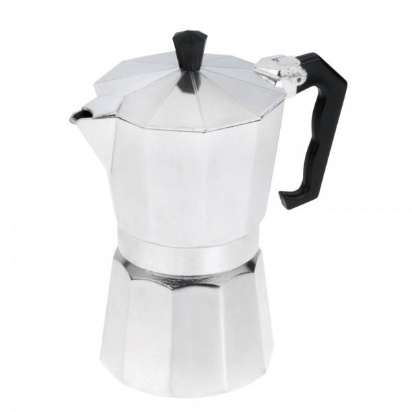 Scanpart Espressokocher - 9 Tassen Alu