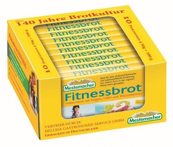 Mestemacher Fitnessbrot 12x10x50g