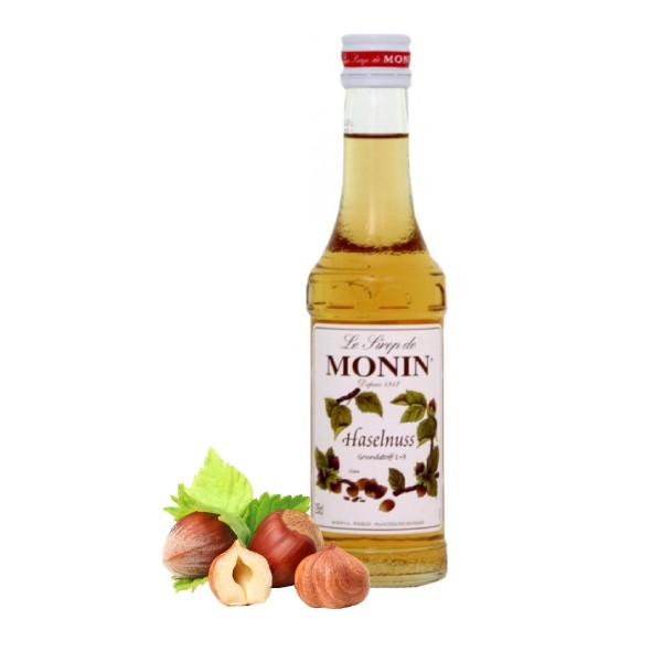 Monin-Sirup Haselnuss