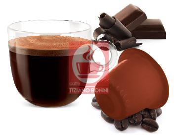 Bonini iCapricci CIOCCOLINO - 10 Nespresso®* kompatible Kapseln