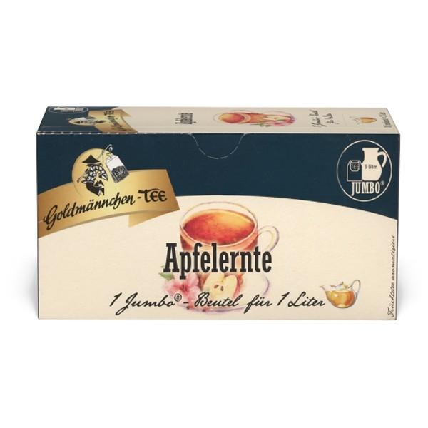 Goldmännchen Tee JUMBO Apfelernte - 20 Beutel