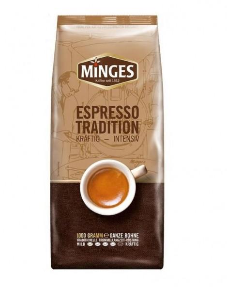 Minges Espresso Tradition 1932: Der Dunkle