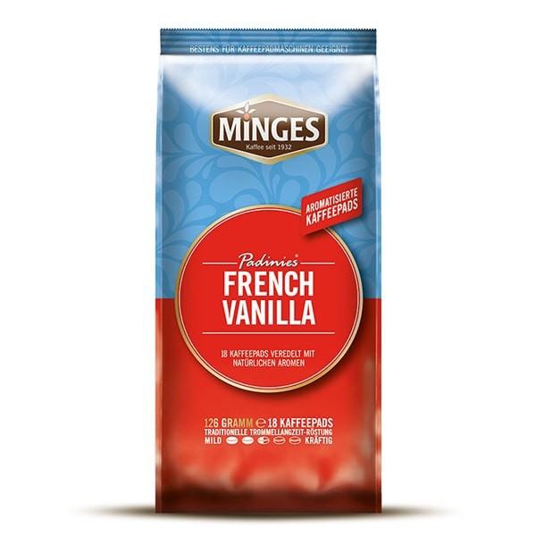 Kaffeepads Padinies French Vanilla