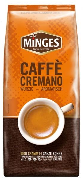 Minges Café Cremano - Ganze Bohne