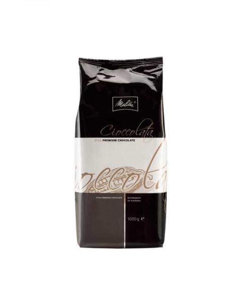 Melitta ® Cioccolata Style Premium Chocolate 1000 g - MHD überschritten 30.06.2019