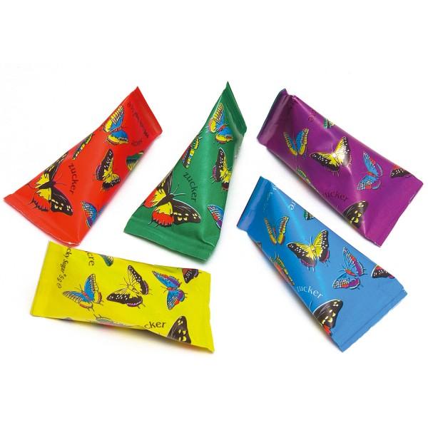 Hellma Lucky Sugar Butterfly 500 x 4,5 g **
