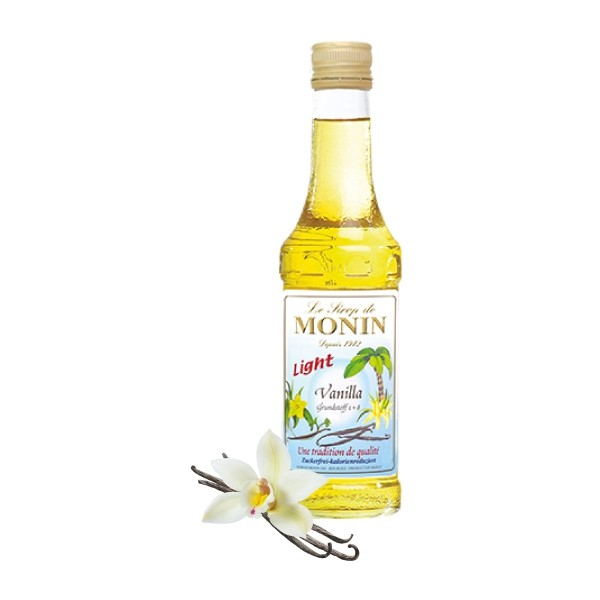 Monin-Sirup Vanille light
