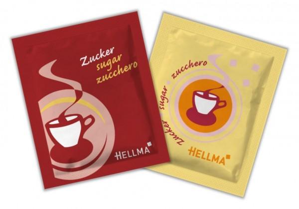 Hellma Zucker Sachets 2000 x 3,6 g