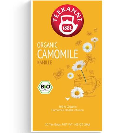 Teekanne PREMIUM ORGANIC CAMOMILE - 20 Teebeuel à 1,5 g