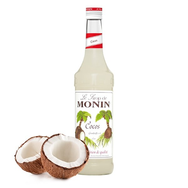 Monin-Sirup Cocos / Kokusnuss