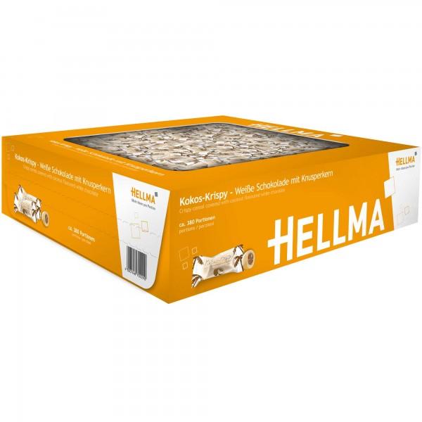 Hellma Kokos-Krispy ca.380 Stück