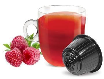 Bonini Tee Frutti di Bosco / Waldfrüchte - 8 Teekapseln Dolce Gusto ®*