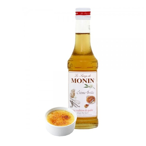 Monin-Sirup Crème Brûlée