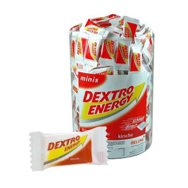 Hellma Dextro Energy Mini Kirsche - 300 Stück