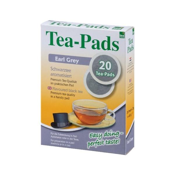 Teepads Tea-Friends Earl Grey