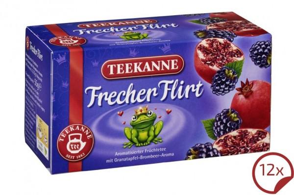 Teekanne Frecher Flirt 12 x 20 Beutel