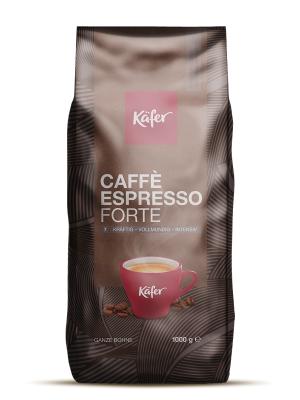 Käfer ganze Bohne - Caffè Espresso Forte - 1 kg