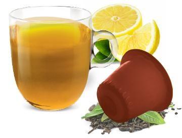 Bonini Tè al Limone / Zitronentee - 10 Teekapseln Nespresso ®*