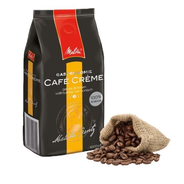 Melitta ® Gastronomie Café Crèma - ganze Bohne 1000 g