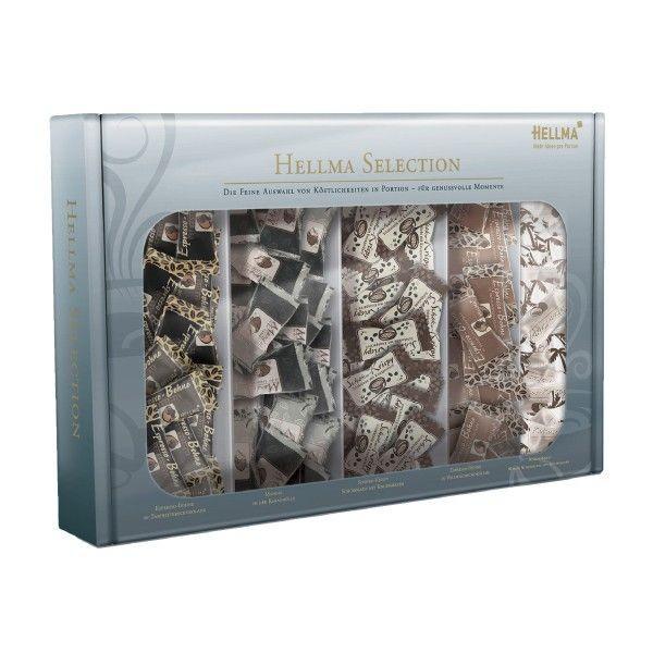 Hellma Selection 200 Stück (5 x 40 Einzelportionen)
