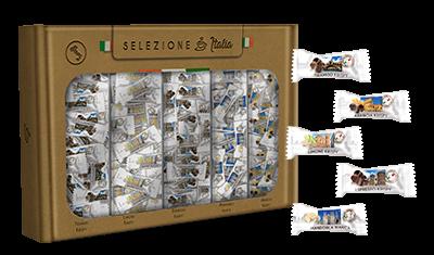 Italian Selection 200 Stück (5 x 40 Einzelportionen)