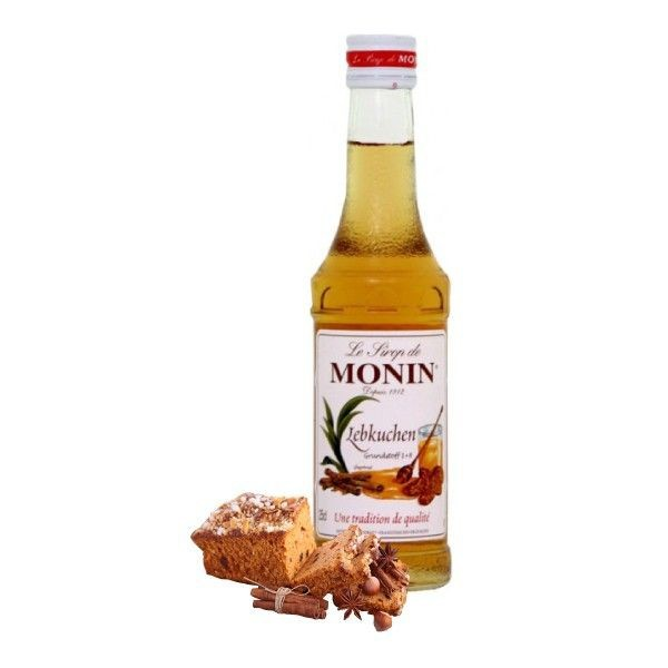 Monin-Sirup Lebkuchen