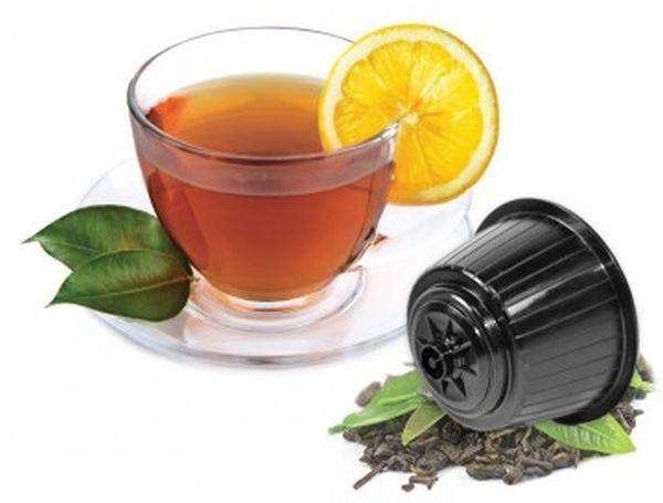 Bonini Tè al Limone / Schwarzer Tee mit Zitrone - 8 Teekapseln Dolce Gusto ®*