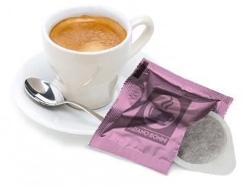 Caffè Bonini - 10 ESE Pads Seta ** - MHD: 14.09.2020