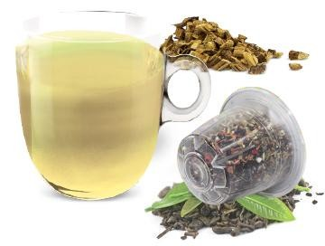 Bonini Tisana DIGESTIVA - 10 Teekapseln Nespresso ®*
