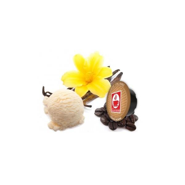 Caffè Bonini Vaniglia / Vanille Kompatible Kapseln Lavazza A Modo Mio ®*