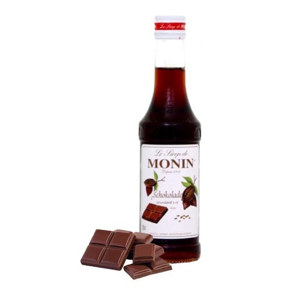 Monin-Sirup Schokolade